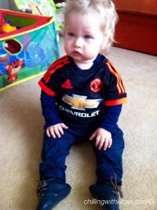 Manchester United 2015/2016 kit