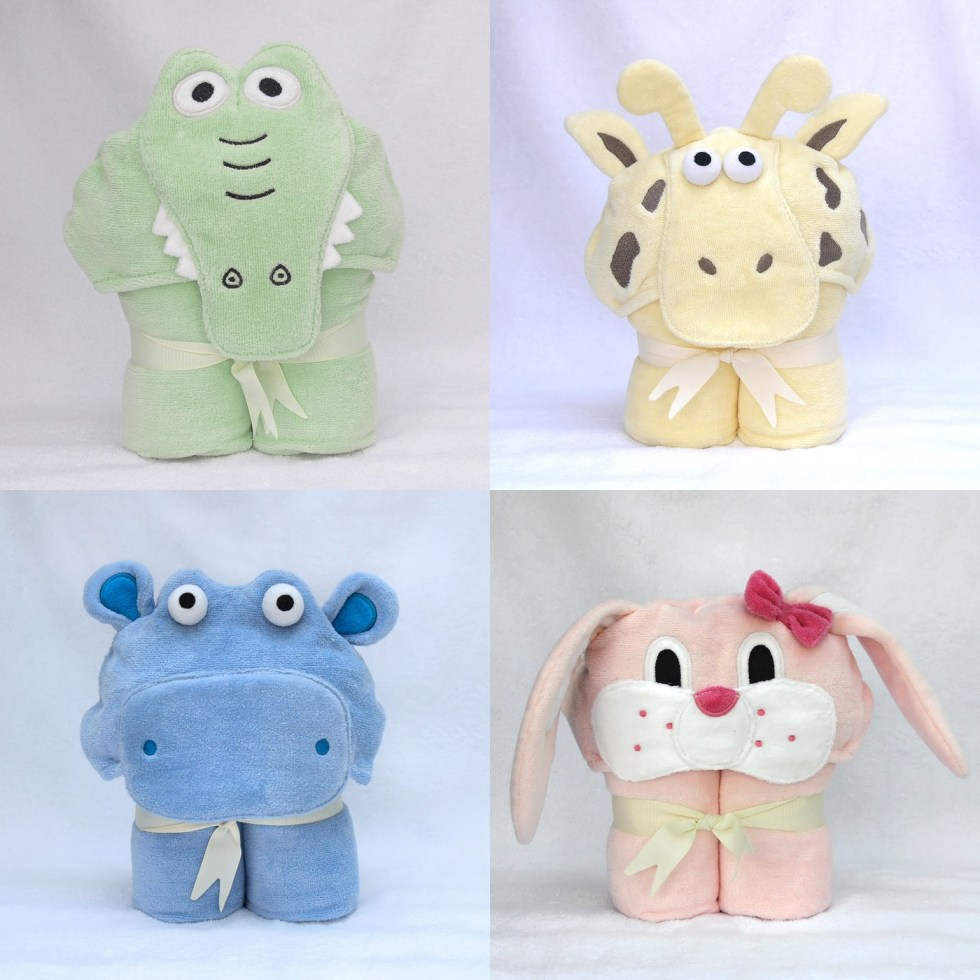 Bathing bunnies review