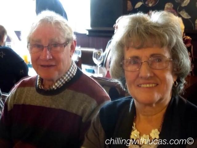 Break the barriers for elderly people