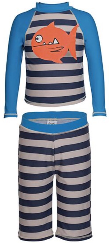 Toddler swimwear