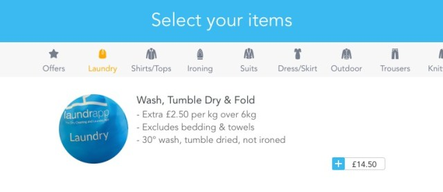 Laundrapp review