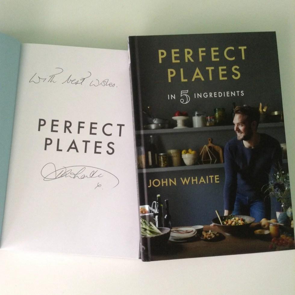 Signed john whaite