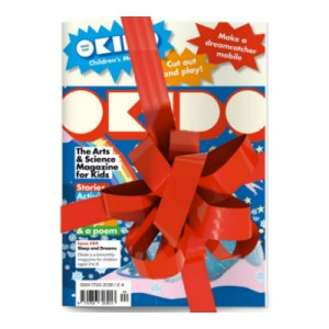 christmas gift ideas okido childrens magazine subscription