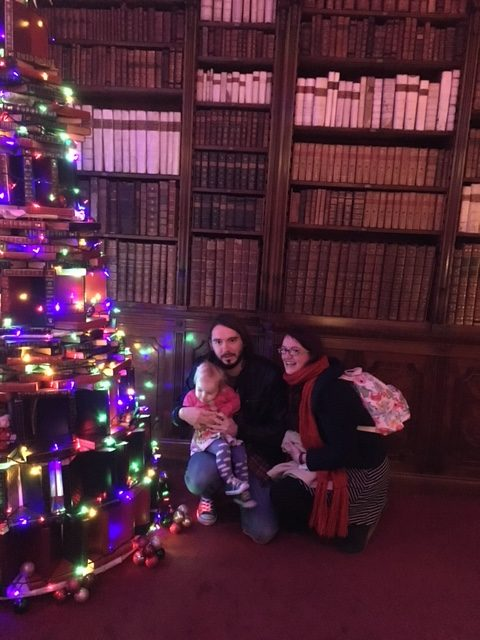 Christmas with Roald Dahl at Tatton Park