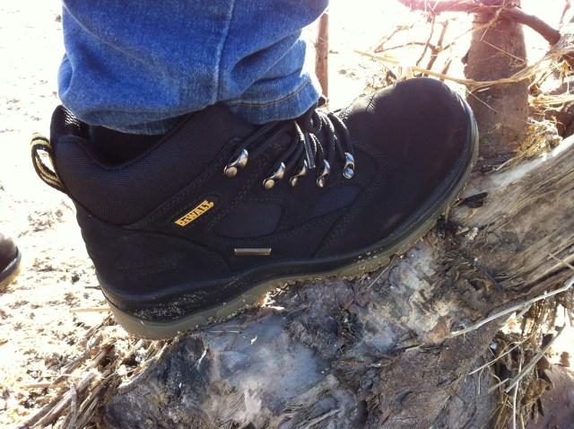 DeWalt challenger boots review