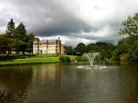 Free days out in Lancashire astley park chorley