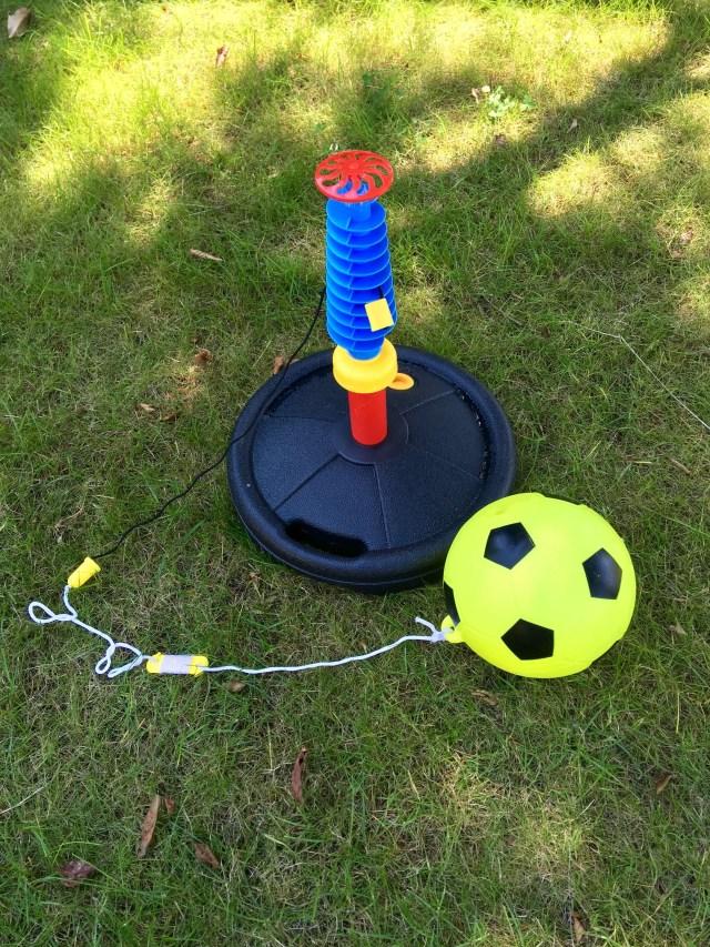 Garden fun swing ball reflex football tj Hughes