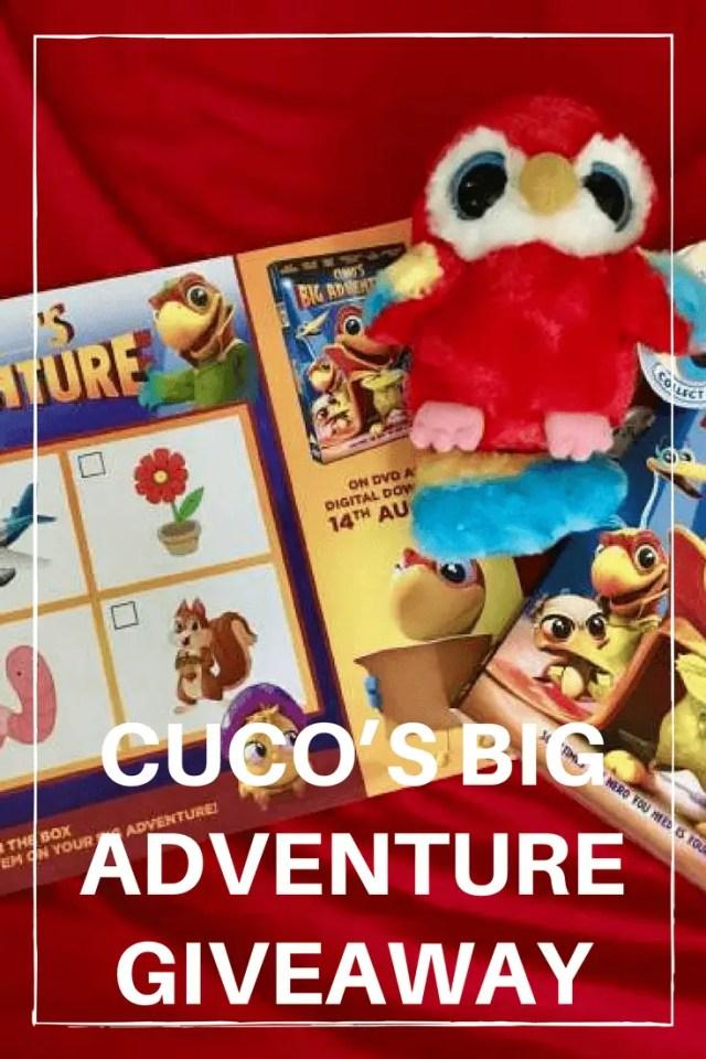 #cucosbigadventure #animation #childrensdvd