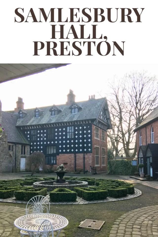 Samlesbury Hall, #Preston #Lancashire
