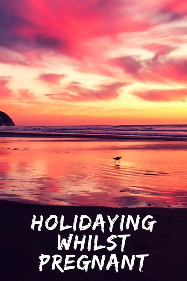 #holiday #vacation #pregnancy
