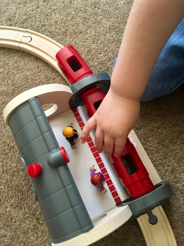 Brio metro railway set review