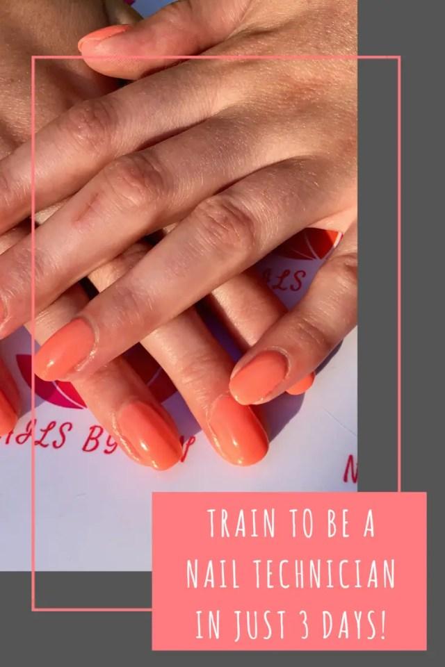 Train to be a nail technician in just 3 days! #beauty #gelnails #vegan #BioSculpture