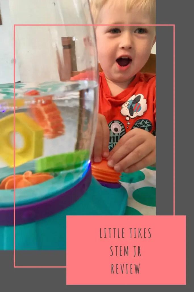 Little Tikes STEM Jr review