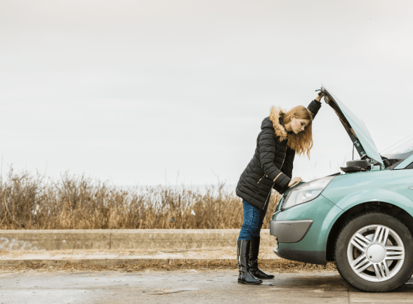 Are You Prepared For A Vehicle Breakdown?