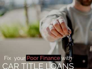 How can you get rid of poor finance with car title loans? 6