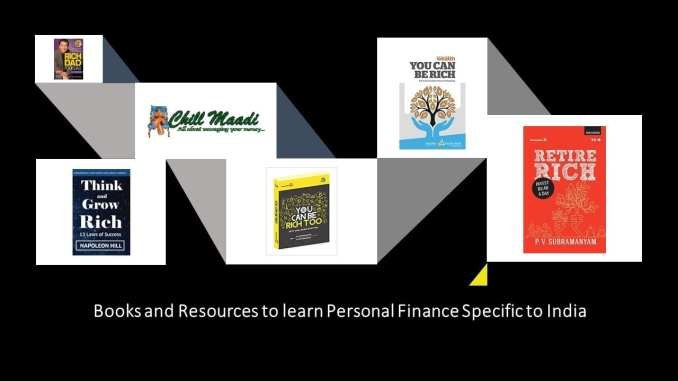 books to learn personal finance india