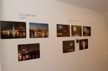 Fotoausstellung im 2. Stock