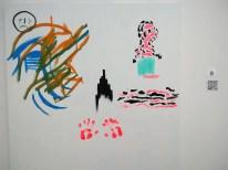 Kunstwerk verschiedener Künstler*innen.