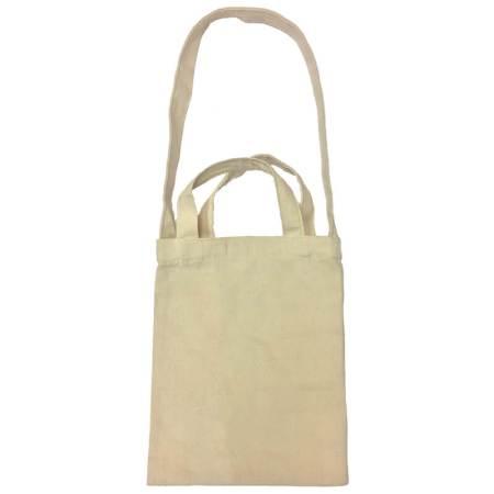 Mini Canvas Tote-bag