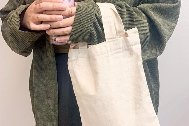 custom mini tote-bag