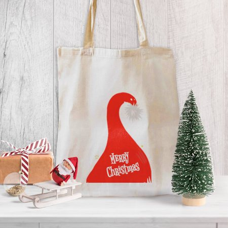 Where's Santa? Tote-bag