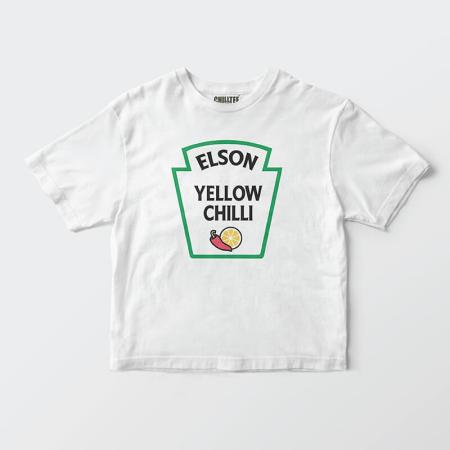 You are my Yellow Chili Kids T-shirt
