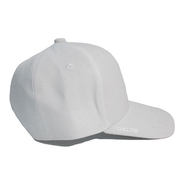 Custom and Embroider your White Kids Cap Right Side View