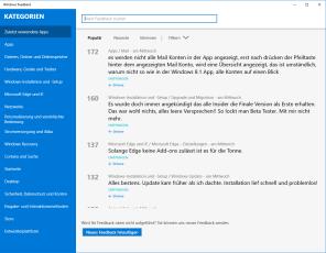 Windows 10 Feedback 2