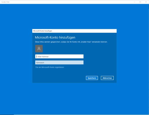 Windows 10 Insider Hub