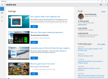 Windows 10 Insider Hub 4