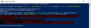 Windows 10 Powershell RSAT 3