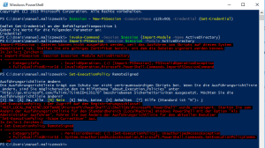 Windows 10 Powershell RSAT 4