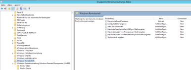 Windows 10 Remote Power Shell 1