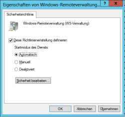 Windows 10 Remote Power Shell 5