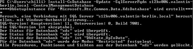 Lync Server 2013 Cumulative Update 5