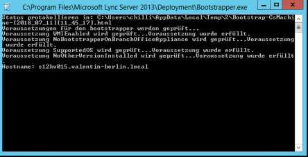 Lync Server 2013 Cumulative Update 7
