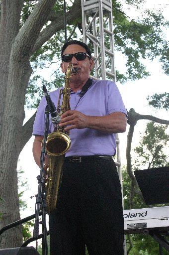 Sax man for KEMBA COFIELD