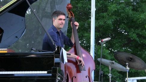Alfredo Rodriguez Trio bassist