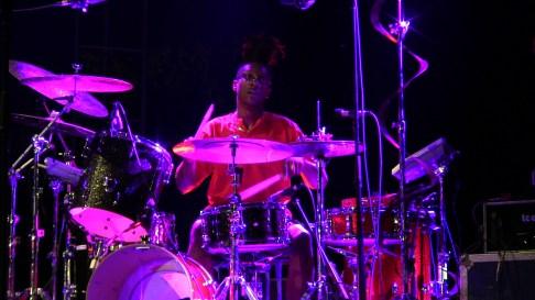 Derrick Hodge drummer