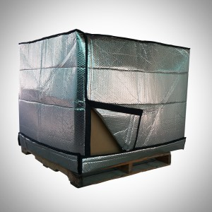 THERMAL INSULATED STANDARD PALLET COVER