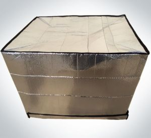 HEAVY DUTY MULTI-ENVIRONMENT THERMAL INSULATED PALLET COVERS