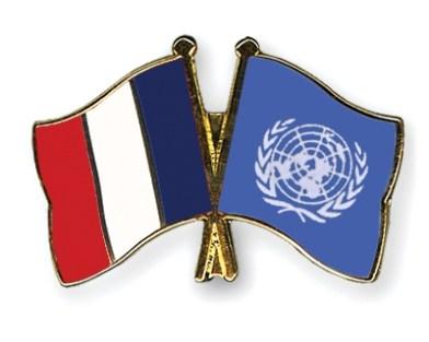 1945 Η Γαλλία εντάσσεται στα Ηνωμένα Έθνη.
