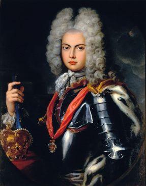 1707 Ο Ιωάννης V διαδέχεται τον πατέρα του Πέτρο ΙΙ στον θρόνο της Πορτογαλίας.