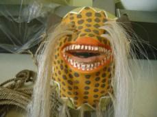 máscara de pascola