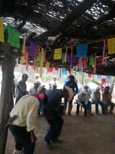 Fiesta por la Unidad Guarijia