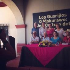 presentación libro guarijíos_andrade