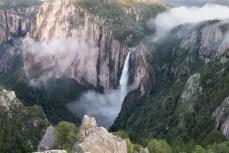 Cascada Basaseachic, Chihuahua, nacimiento río Mayo