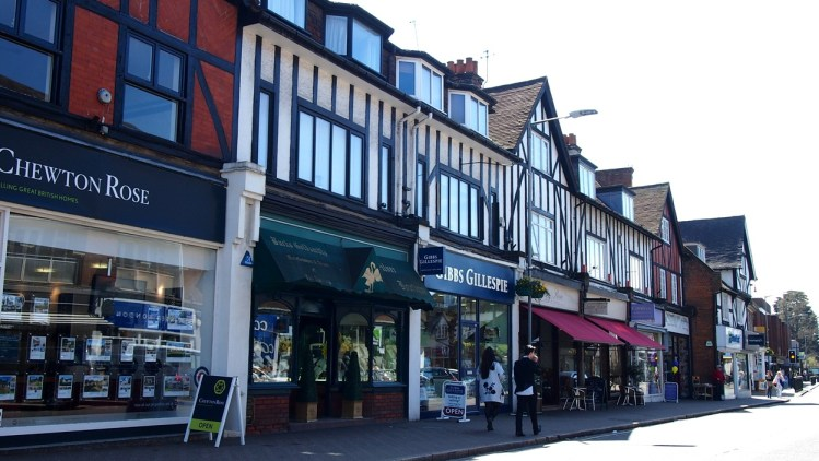 Gerrards Cross High Street Lasting Power of Attorney