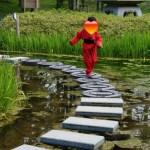 【山梨河口湖観光・その1】忍野しのびの里で忍者体験!