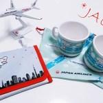【JAL国内線2019】機内でもらえる子供おもちゃのコップが優秀!